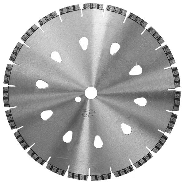 diamant trennscheibe kl 350mm 25 4mm pachler pflastereibedarf. Black Bedroom Furniture Sets. Home Design Ideas